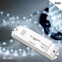 dc12-24v 10A 1ch led dali dimming driver