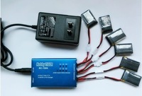 BC-1S06 a drag six 1S 3.7V lithium battery balance charger suitable Walkera / Nine Eagles / Weili, etc.