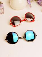 Prince's 2014 star vintage mirror reflective round box sunglasses fashion sunglasses m86