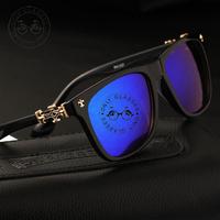 Retro sunglasses cross ch 5 colors