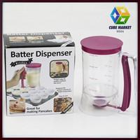 Free shipping Baking Tool Pancake Batter Dispenser Cake Dispenser Funnel batter cream Tool CM-KW0075