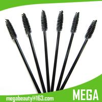 Free Shipping Disposable Eyelash Black Mascara Wand Applicator Brush 20,000 pcs/lot
