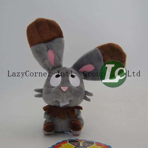 Детская плюшевая игрушка Pokemon 50pcs/lot Bunnelby 19 EMS LP52055  плюшевая игрушка super mario ems 50 18cm
