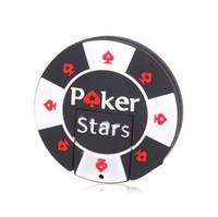 1pcs/lot PokerStars usb flash drive usb memory 4GB 8GB 16GB 32GB pen dirve gfit free shipping