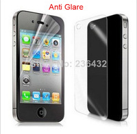 Anti Glare Matte LCD screen protector protetive film for Apple iphone 4 4s 10pcs/lot