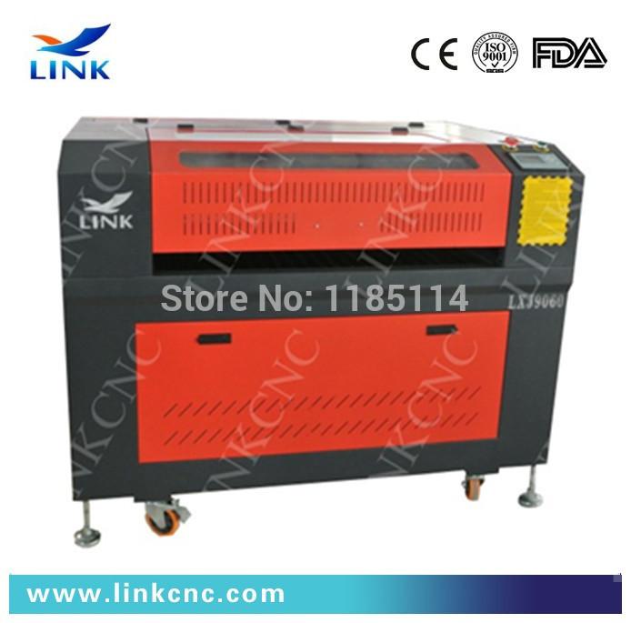 LXJ9060 made in China mini laser metal engraving machine/laser cutter china(China (Mainland))