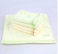 Free shipping bath towel,hand towel,face towel+70% Bamboo Fiber+30% cotton+size 34X72cm+wholesales+ export factory supply