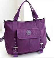 2014 Women Monkey Shoulder Bag Female Handbags  Bag Nylon Famous Brand Casual bucket Satchel Messenger Bag