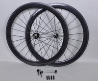 Chinese cheap 21mm width wheels, 50mm clincher wheels for carbon road bike at best price