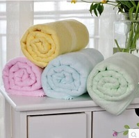Free shipping bath towel,washcloth,face towel+100% Cotton+100% Bamboo fiber size 70X140cm+wholesales+ export factory supply
