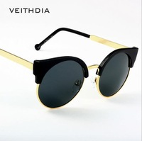2014 Hot Women Tip Pointed Vintage Inspired Sexy Mod Chic Retro Brand Cat Eyeglass Female Sunglasses Glasses For Woman