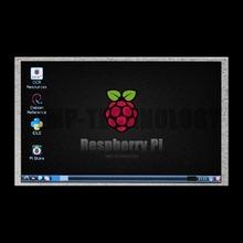 """Raspberry pi / Banana pi 7"""" inch TFT LCD Display Screen Monitor Module HDMI 800x480 HDMI/VGA(China (Mainland))"""