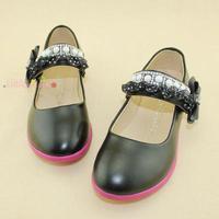 Sapato Infantil Menina Festa Girls Elsa Shoes Promotion New Arrival 2014 Leisure Fashion Real Children Shoes Kids for Girl