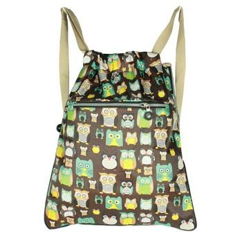 Мода Новые Mochila Сова Рюкзак Школьные сумки для женщин девушки милые Backpscks Bolsas Mochilas Femininas нейлон корейской Backpack 2014