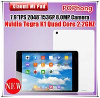 Original Xiaomi Mi Pad Nvidia Tegra K1 Quad Core 2.2GHz 7.9inch Android Tablet 2G Ram 16G Rom Dual Camera Bluetooth Mipad