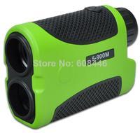 Hot Green Laser rangefinder binoculars Distance Meter Tester Range 5-900M free shipping