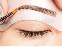 Girls Fashion Makeup Tools  Eyebrow Template Stencil Shaping DIY Make Up Makeup Beauty Stencils Tool Free Shipping