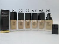 wholesale  (30pcs/lot) perfection lumiere foundation teint fluide perfection haute tenue long wear flawless fluid makeup spf 10