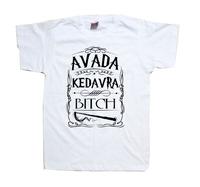 Harry Potter Spell Avada Kedavra Wizard Shirt  Tee More Colors T shirt Mens Womens