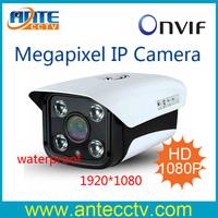 2.0 Megapixel 1080P HD IP Network Camera, 80Meters IR Range 4pcs Array led lR Network Camera