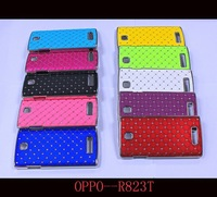 high quality crystal diamond case for  OPPO  R823T