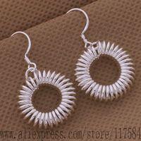 LX-AE503 925 sterling silver earrings , 925 silver fashion jewelry , The sun lei /fjcaoaja codalfka