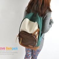 new korean women school bag for girls backpacks leather bags molle tactical mochilas canvas backpack rucksack printing backpack