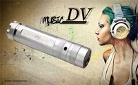 Smy Brand Vapor multifunctional DV Mod E-cigarette With Mp3 Function New Generation E Cig Mech Mod Unique Design with Retail