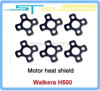 2014 New Original Walkera Motor heat shield Spare Parts for Drone RC WALKERA TALI H500 FPV Hexacopter helicopter Drop shipp gift