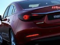 Car LED brake light, LED rear bumper light, LED rear fog lamp for Mazda 6, 24 LEDs car brake light, 1pair/lot