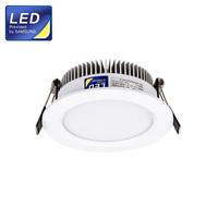 7W LED Down Light  SAMSUNG Chips for living room bedroom kitchen White Cover HTD687W