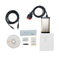 TCS cdp SCANNER tools + OKI CHIP with Bluetooth+newest 2014.2 in CD for Car s& Trucks 2 in 1