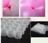 100pcs Decorative balloon arch folder Multiple balloons clip Balloon Accessories Balloon convenient clip