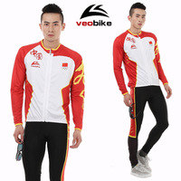 Sent only authentic champion dragon long sleeve cycling suits age season cycling jerseys The silicone cushion