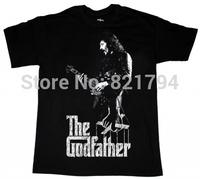 BLACK SABBATH TONY IOMMI THE GODFATHER 2014 Rock Band t shirt Men T-shirts100% Cotton 16 Colors Customized Logo Free Shipping