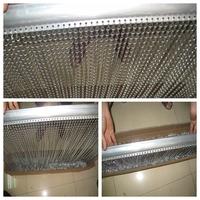 Highest Quality Aluminum Chains Curtain