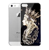 Lencase Case for iPhone 5/5S,Abstract Art Series:Norwegian