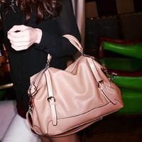 Cat bag 2014 brief fashion shoulder bag handbag messenger bag women's handbag black bag