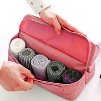 Free shipping -Travel bags of clothing underwear socks underwear storage bag wash bag