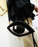 2014 women's handbag fashion day clutch big eyes small bags shoulder bag cross-body women's handbag