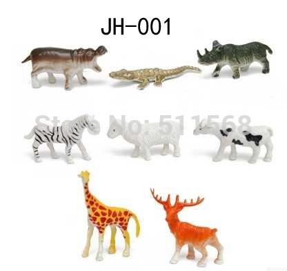Originality wild animal model simulate forest animal ornaments simulation anteater plastic toys boy love wild animal doll(China (Mainland))