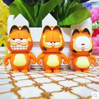 Pen Drive Garfield cat Sleepy 64GB 8GB 16GB 32GB 64GB Usb Flash Drive memory stick Pendrive Pendriver mini gift
