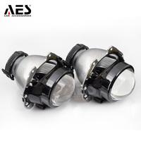 Good quality, Stanley II 2.5 inch bi-xenon projector lens, AES auto headlight