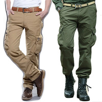 new 2014 brand mens army tactical camouflage cargo pants outdoor sports hiking running pant military breathable trousers pants