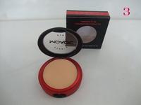 10pcs/lot wholesale NO835 makeup powder,4 colors free shipping