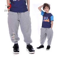 Freeshipping Autumn Winter  children child  boy kids cartoon pattern casual cotton trousers pants OAQZ22001