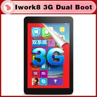 Cube U80GT iwork8 iplay8  X86 1.8GHz CPU Intel Z3735E Atom Quad Core Windows 8.1 tablet pc 8'' 1280*800 IPS Tablet PC
