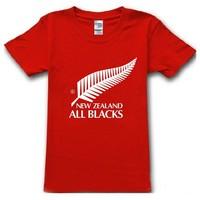 2014 summer T shirt men/ brand t shirt new zealand All Blacks jersey team sports man t-shirt fashion t shirt men brand