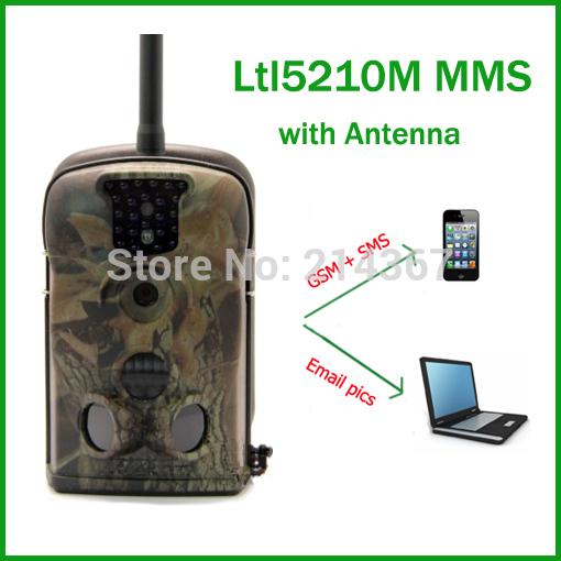 Ltl5210M LtlAcorn 940nm Black IR Invisable GSM MMS Hunting Game Cameras as Hunting equipment Free ship via DHL(China (Mainland))