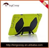 For iPad mini1/2 iPad2/3/4 iPad5/air Waterproof drop with stand silicone case